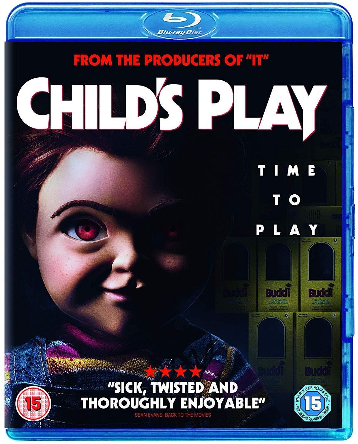 Child's Play (2019) £10 (+£2.99 Non Prime) @ Amazon