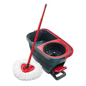 Vileda Turbo Smart Spin Mop £16 @ Dunelm - (Free Click and Collect)