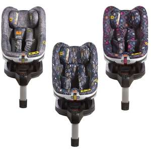Cosatto Den i-Size Group 0+ / 1 Isofix Car Seat Including Base £139.95 Delivered @ Online4Baby - 4 year guarantee