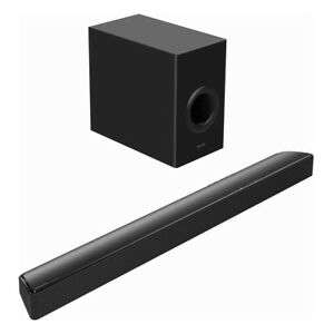 Panasonic SCHTB488EBK 2.1 Channel Soundbar with Wireless Subwoofer in Black £123.24 (using code) @ Hughes / Ebay