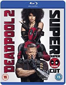 Deadpool 2 Blu-Ray £4.99 (+£2.99 Non Prime) @ Amazon