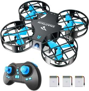SNAPTAIN H823H Plus Mini Drone £19.99 -Sold by VAN DIRECT and Fulfilled by Amazon (+£4.49 Non-prime)