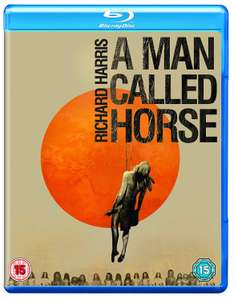 A Man Called Horse (New to Blu-Ray) [2018] [Region Free] £3.99 @ Amazon (+£2.99 Non-prime)