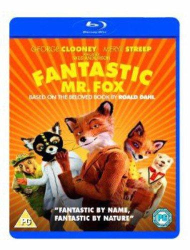 Fantastic Mr. Fox [Blu-ray] [2009] £3.99 @ Amazon (+£2.99 Non-prime)
