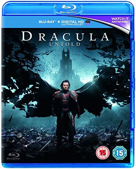Dracula Untold [Blu-ray] [2014] + digital copy £3.99 @ Amazon (+£2.99 Non-prime)