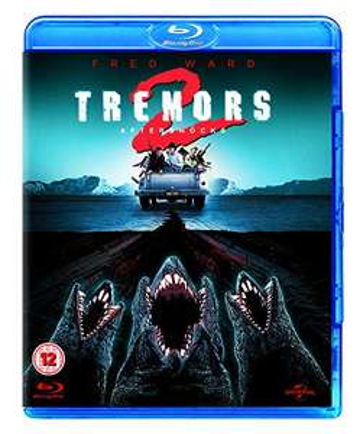 Tremors 2: Aftershocks [Blu-ray] [1996] [Region Free] £3.49 @ Amazon (+£2.99 Non-prime)