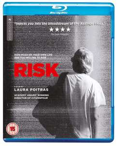 Risk (The Julian Assange Story) [Blu-ray] £2.51 @ Amazon (+£2.99 Non-prime)