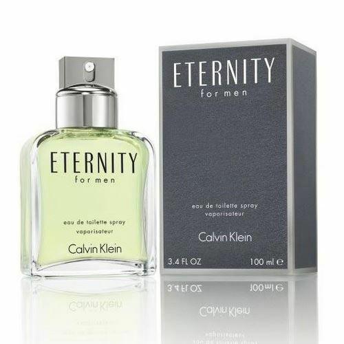 Calvin Klein Eternity 100ml EDT Spray Retail Boxed £23.76 @ perfume_shop_direct / eBay