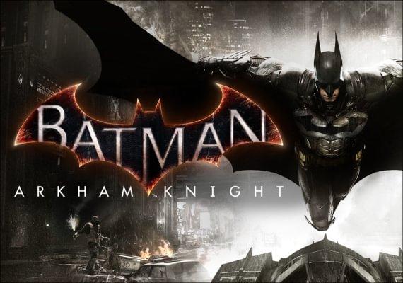Batman: Arkham Knight (Steam PC) 77p with Code @ Gamivo