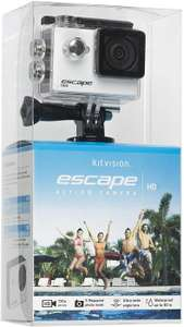 Kitvision Escape HD5 Action HD Camera Waterproof + 40 DL envelopes for £13.76 @ Ryman (Free click and collect)