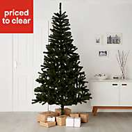 5ft £3, 6ft £5, 7ft £7 Artificial Christmas Trees @ B&Q