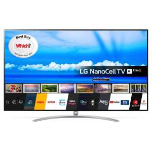 LG 55SM9800PLA NanoCell Cinema HDR 4K Ultra HD LED TV £849 With Code @ Hughes