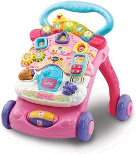 Vtech First Steps Baby Walker £16.66 @ amazon (+£4.49 Non-prime)