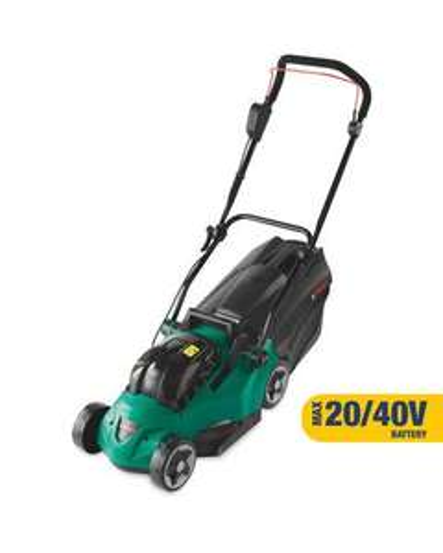 Ferrex 40v Cordless Lawn Mower Skin - £9.99 in Aldi Gillingham BP