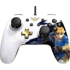 Wired Controller for Nintendo Switch - Link £11.25 instore @ Tesco