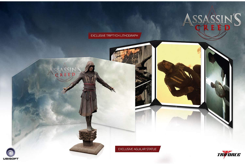 """Assassin's Creed Collector's Edition 14"""" Statue (35cm) £18.98 delivered @ zavvi"""