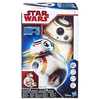 Star Wars BB8 Hyperdrive figure £12.50 instore @Tesco Walsall