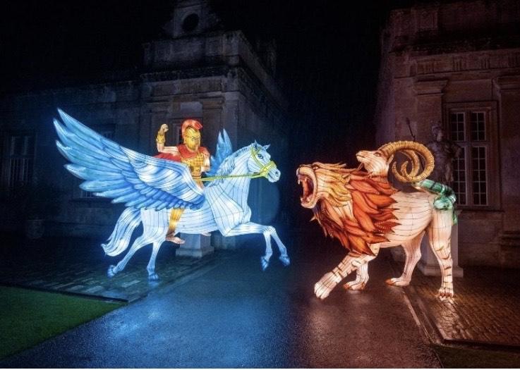 Longlets - Festival of Lights £31.45