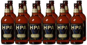 Wye Valley HPA Pale Ale 12 x 500ml £1.75 @ Amazon PrimeNow (£15 minimum + £3.99 delivery)
