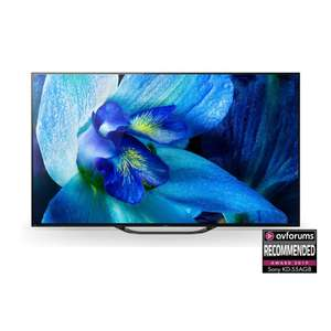 Sony BRAVIA KD55AG8 55 inch OLED £1249 @ Richer Sounds (In Store Exclusive)