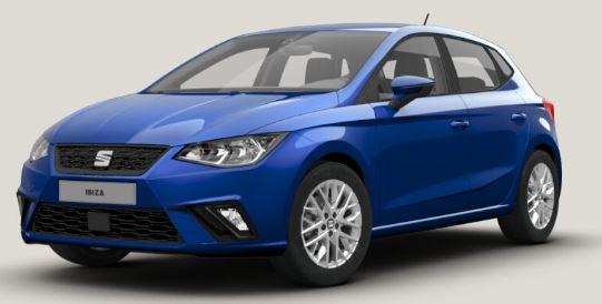 Brand New SEAT Ibiza 1.0 TSi 95 SE Technology 5dr Hatchback - £12,383.10 via Drive The Deal