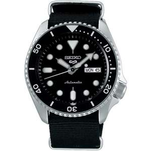 SEIKO 5 Sports Men's Automatic Watch SRPD55K3 £187.06 Francis & Gaye