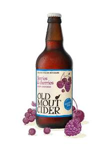 Old Mout Cider alcohol free - 89p - Home Bargains Holywood Exchange
