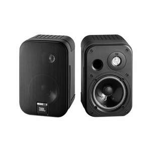 JBL CONTROL ONE (Black) Speakers Per Pair - 6 Year Guarantee £49 Richer Sounds