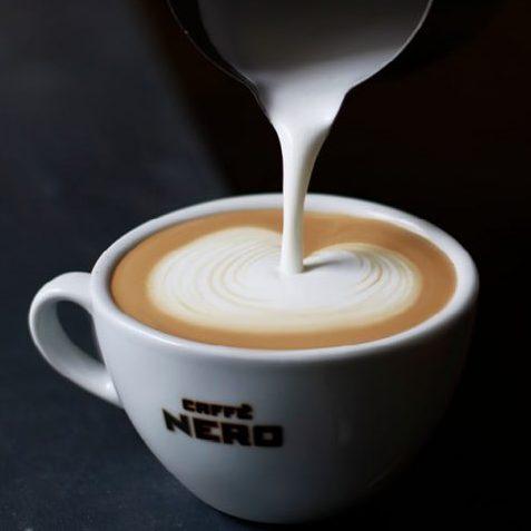 Free Nero coffee using Voucher