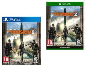 Tom Clancy's The Division 2 (PS4 / Xbox One) - £8.99 delivered @ Base