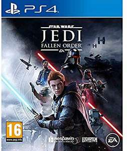 Star Wars : Jedi Fallen Order PS4 Playstation 4 - Used : Good £35.33 @ Amazon warehouse