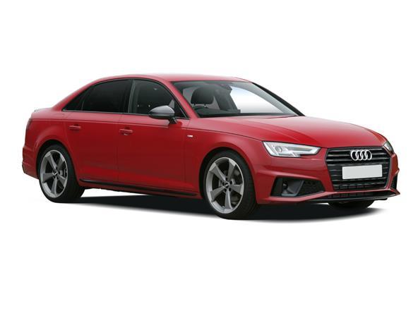 AUDI A4 Saloon SAVE 22% 35 TFSI Technik 4dr £23,952 @ New-Car-Discount.com