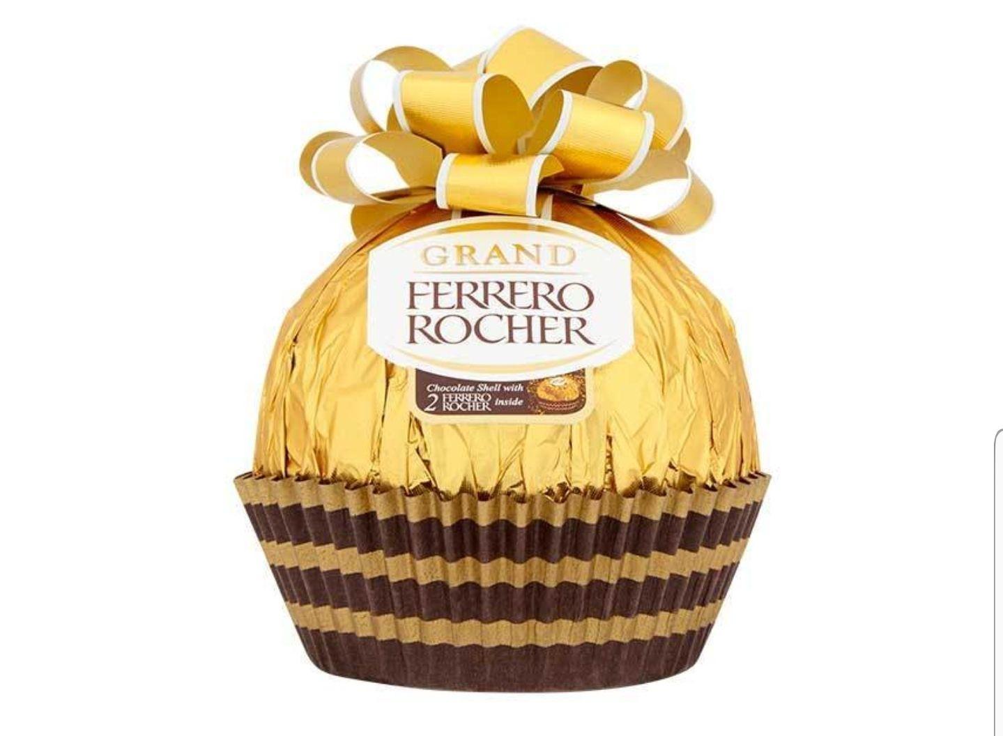 Grand Ferrero Rocher Chocolate 125g £2.49 @ Superdrug