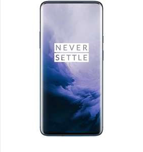 OnePlus 7 Pro 12 GB RAM 256 GB UK SIM-Free Smartphone - Nebula Blue (2 Year Manufacturer Warranty) £599 @ Amazon