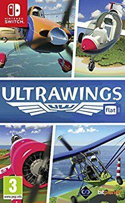 Ultrawings Nintendo Switch £13.85 Base.com