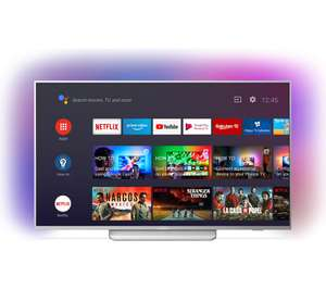 "PHILIPS Ambilight 55PUS8204/12 55"" Smart 4K Ultra HD HDR LED TV with Google Assistant @ Currys PC World - £549"