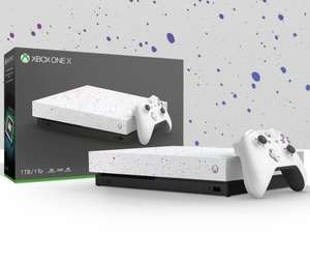 Xbox One X Hyperspace Console £244.34 / Xbox One X Star Wars Jedi: Fallen Order Bundle £253.73 @ Microsoft Store UK / CDKeys