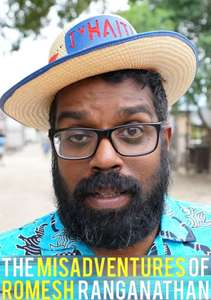 The Misadventures Of Romesh Ranganathan: Season 1 (4 episodes in HD) for £2.49 to own @ amazon video prime