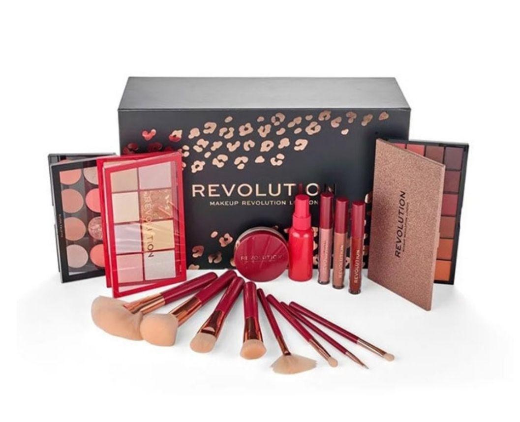 Revolution We Are The Revolution Vegan Make up Set £40 @ Superdrug CC
