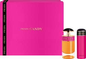 PRADA Candy Eau de Parfum Spray 50ml Gift Set - £37.60 delivered using code @ Escentual