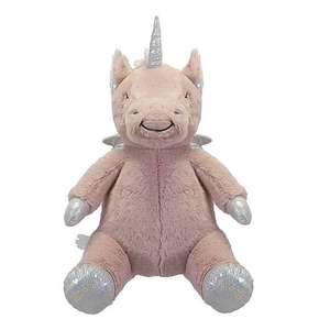 Pink Unicorn 50cm Plush Toy £3 @ Dunelm (Free Click and Collect) 70cm also available for £5. More in the thread