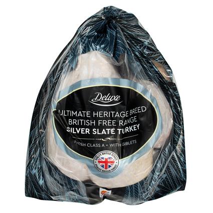 Ultimate Heritage British Free Range Turkey Reduced to £10 instore Lidl