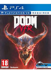 Doom VFR (PS4 / PSVR) for £9.99 delivered @ Simply Games