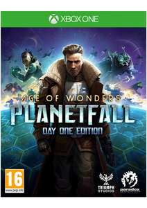 Age of Wonders: Planetfall - Day One Edition + Bonus DLC (Xbox One) for £9.99 delivered @ Simply Games