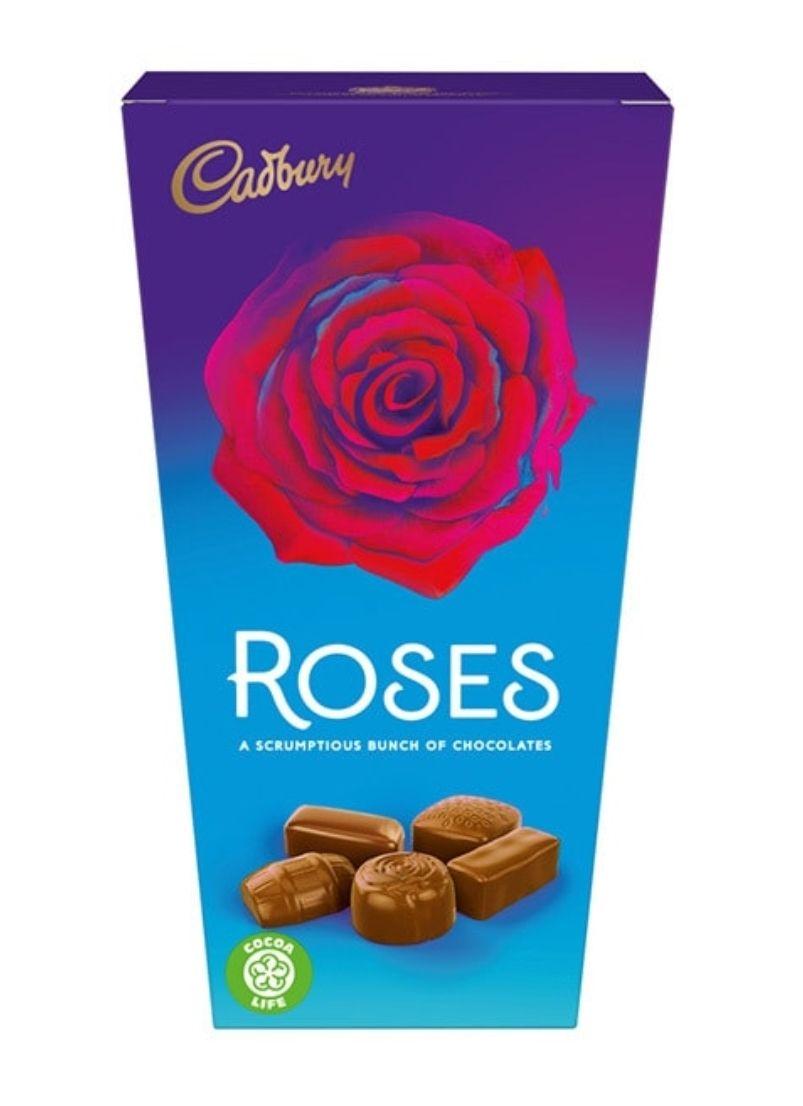 Roses Box 69g 49p @ Superdrug