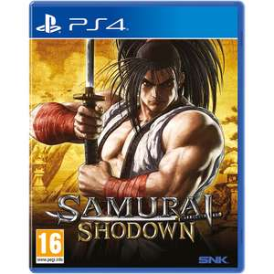 Samurai Shodown (PS4/Xbox One) £19.99 Delivered @ GAME