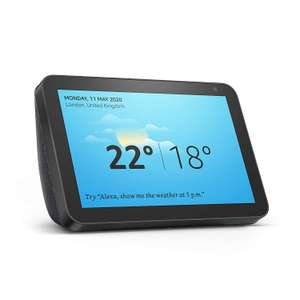 "Echo Show 8 | 8"" HD smart display with Alexa £59.99 Amazon"