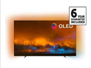 Philips 55OLED804 55 inch OLED 4K Ultra HD Premium Smart TV Freeview HD £1239 delivered using code @ Richer Sounds