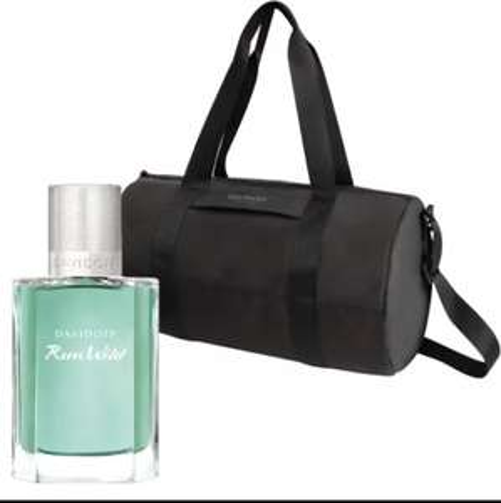 Davidoff Run Wild Him Eau de Toilette Spray 100ml + Free Bag £26.95 delivered using code @ Fragrance Direct