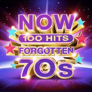 Now 100 Hits (Various Albums) with AutoRip reduced to £7 Prime / +£2.99 non Prime @ Amazon